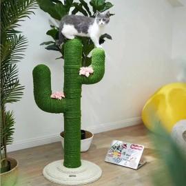 Corde pour Fabrication d'un Arbre à Chat en Forme de Cactus / Griffoir
