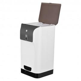 Mangeoire Automatique avec Caméra pour Chien ou Chat - Enregistreur Vocal et Haut-Parleur Intégré